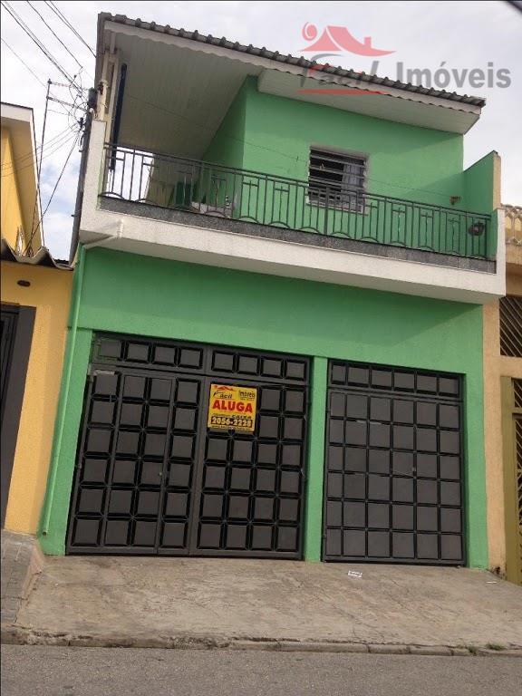 Casa residencial para locação, Vila Taquari, São Paulo - CA0016.