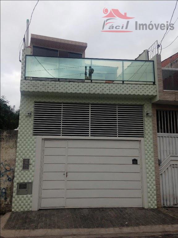 Sobrado residencial à venda, Parada XV de Novembro, São Paulo - SO0056.