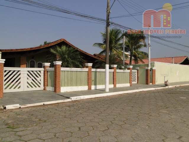 Casa residencial à venda, Balneario Tres Marias, Peruíbe.