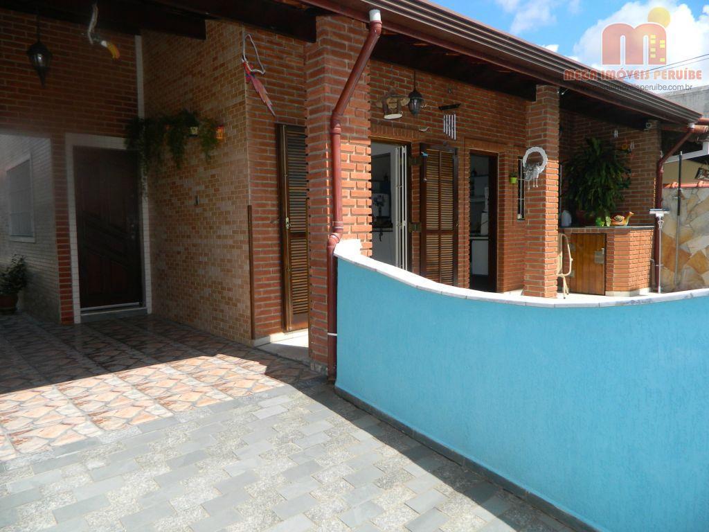 Casa residencial à venda, Parque Balneario Oasis, Peruíbe.