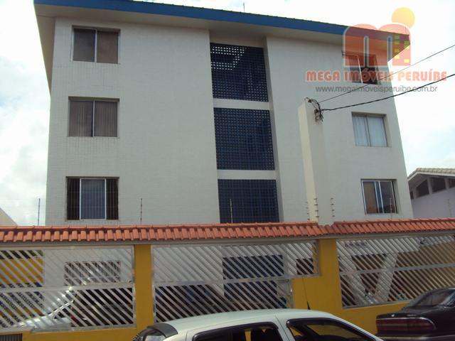 Apartamento residencial à venda, Centro, Peruíbe - AP0140.