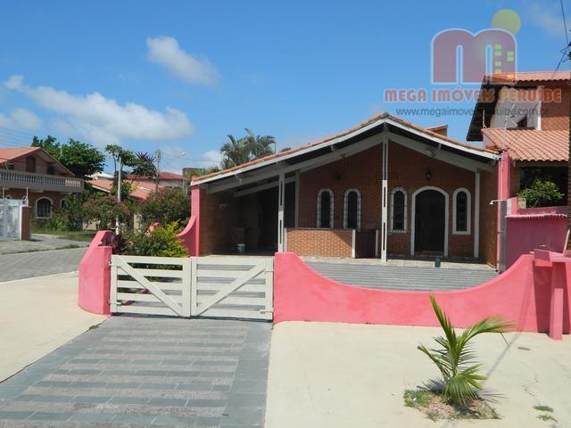 Casa residencial à venda, Balneario Josedy, Peruíbe.