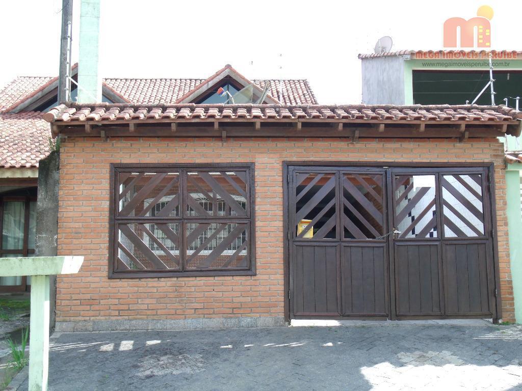 Casa à venda em Peruibe, no Parque D'Aville Residencial, proxima ao Centro