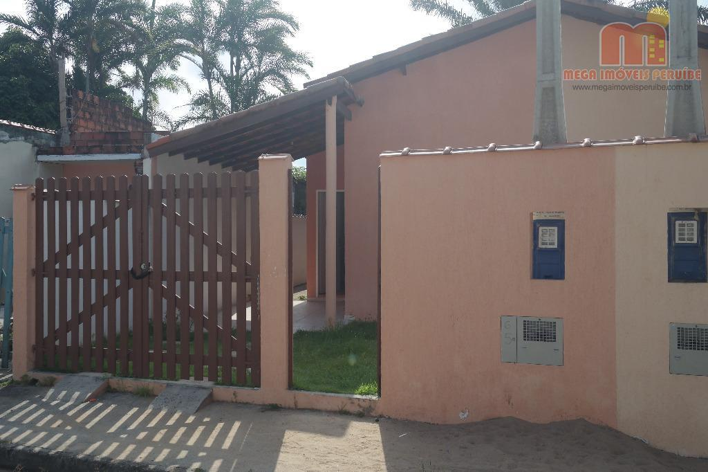 Casa residencial para venda e locação, Jardim Prados, Peruíbe.