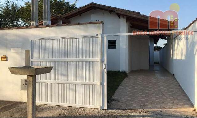 Casa residencial à venda, jardim Somar, Peruíbe.