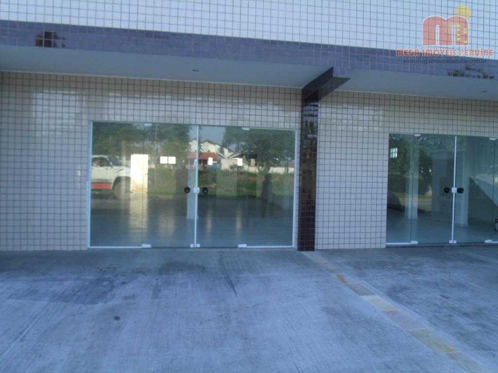 Salão comercial para locação, Vila Romar, Peruíbe.