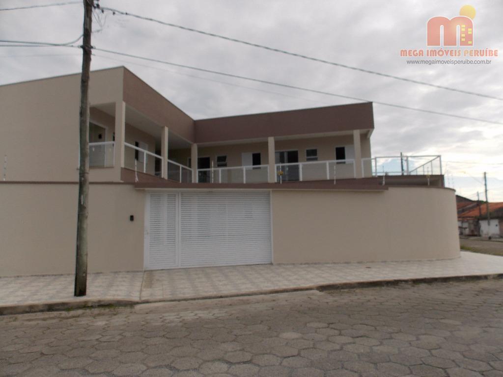 Apartamento residencial para locação, Jardim Ribamar, Peruíbe - AP0361.