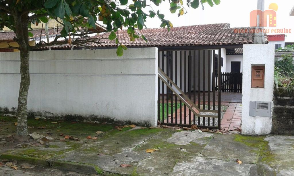 Casa residencial para locação, Estancia Sao Jose, Peruíbe.