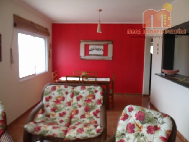 Apartamento para locação em Peruibe, no  Jardim Ribamar.