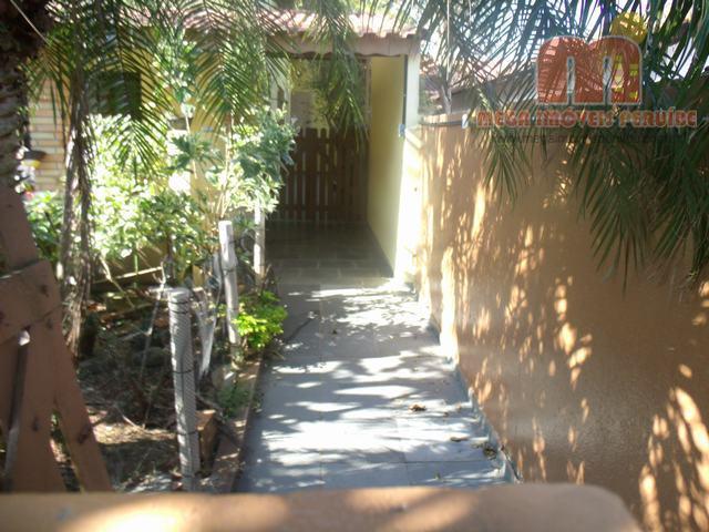 Casa residencial para locação, Jardim Ribamar, Peruíbe.