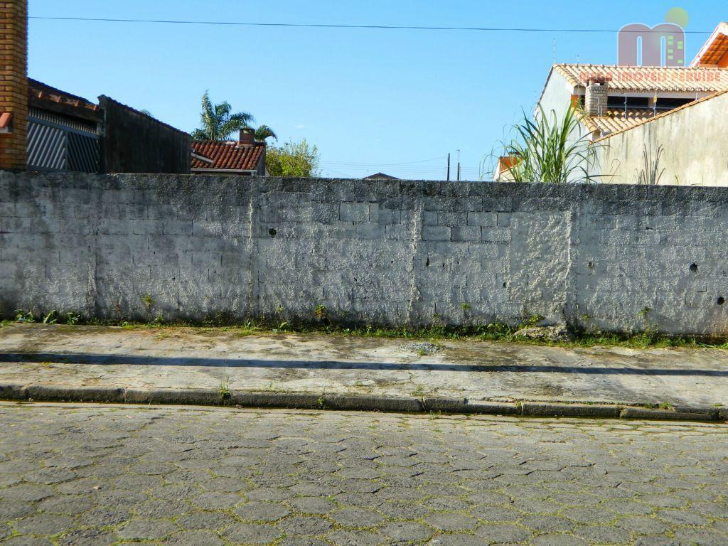 Terreno residencial à venda, Parque Balneario Oasis, Peruíbe.