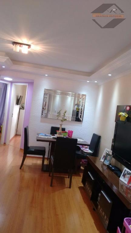 Apartamento residencial à venda, Freguesia do Ó, São Paulo - AP0155.