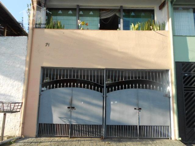 Sobrado residencial à venda, Jardim Ouro Preto, Taboão da Serra.