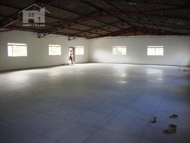Salão comercial para locação, Centro, Embu das Artes.