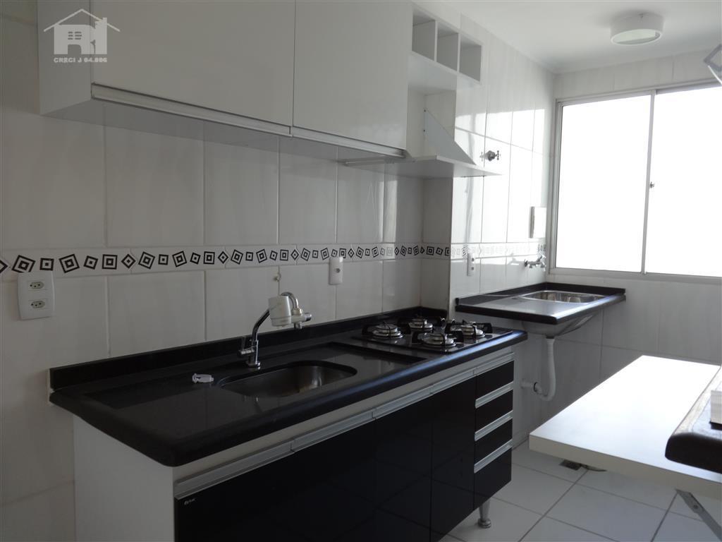 Apartamento residencial para locação, Jardim Ampliação, São Paulo.