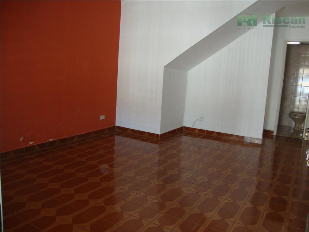 Sobrado residencial para locação, Vila Santa Luzia, Taboão da Serra.
