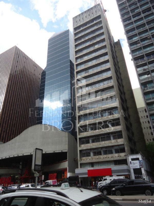Conjunto comercial para venda e locação, Bela Vista, São Paulo - CJ3825.