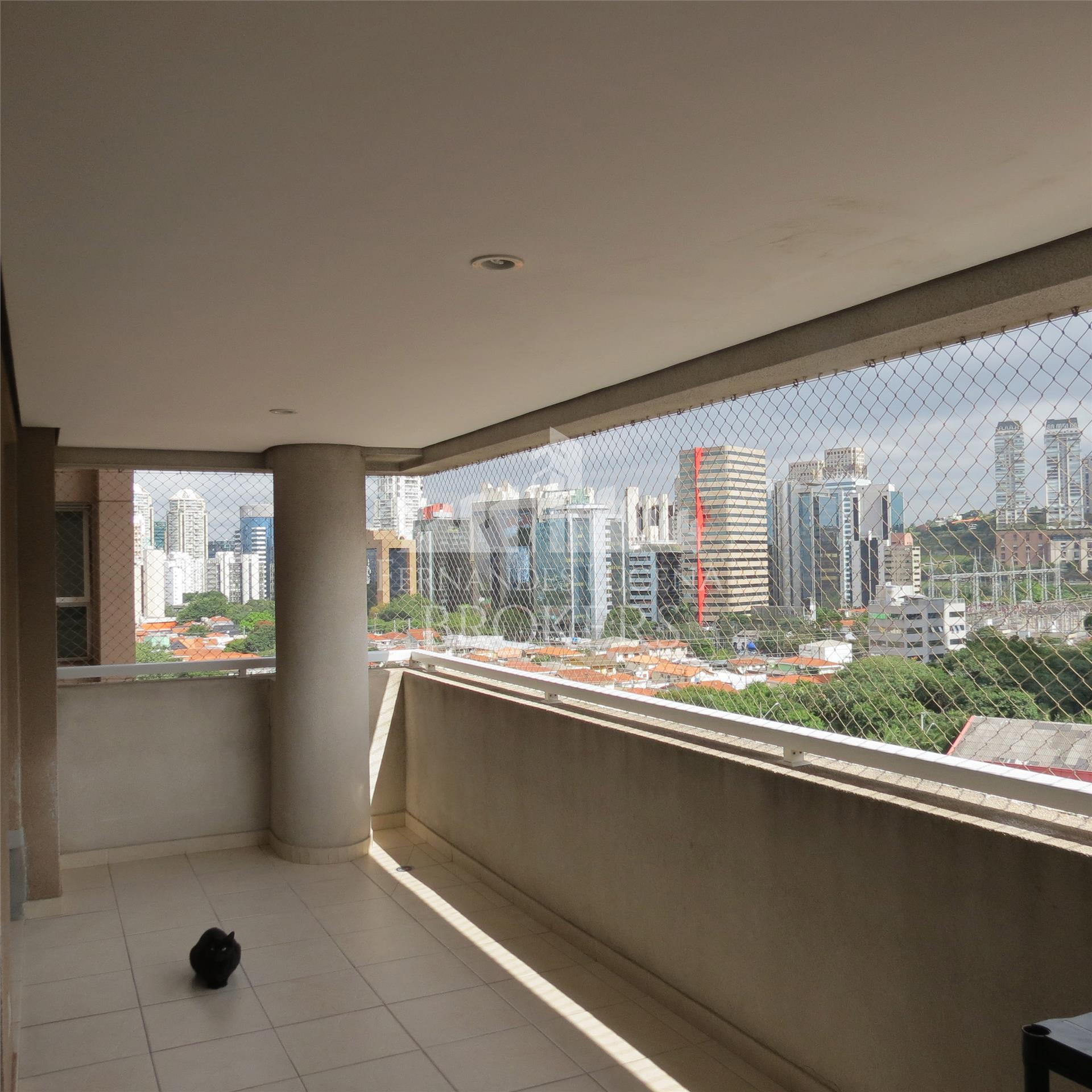 Apto residencial à venda, Brooklin Paulista, São Paulo.