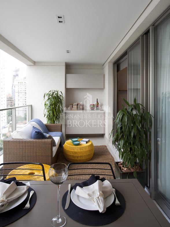 Apartamento residencial para locação, Itaim Bibi, São Paulo - AP2337.