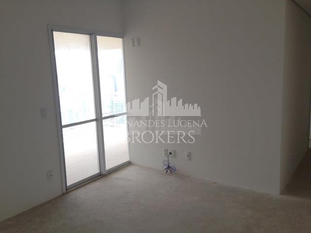Apartamento com 66m² 2 dormitórios sendo 1 suíte 1 vaga no Brooklin