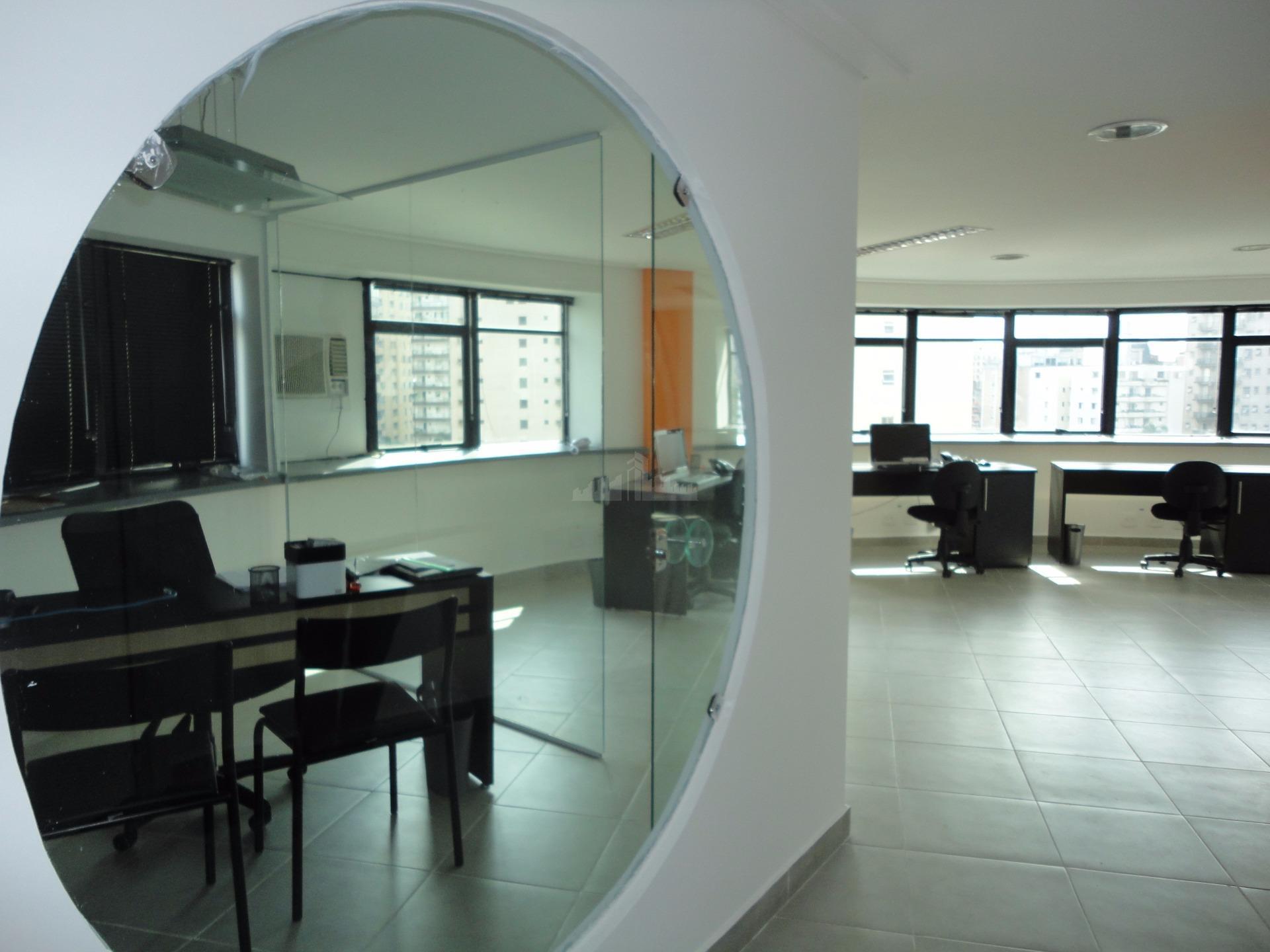 Conjunto comercial para venda e locação, Itaim Bibi, São Paulo - CJ17150.
