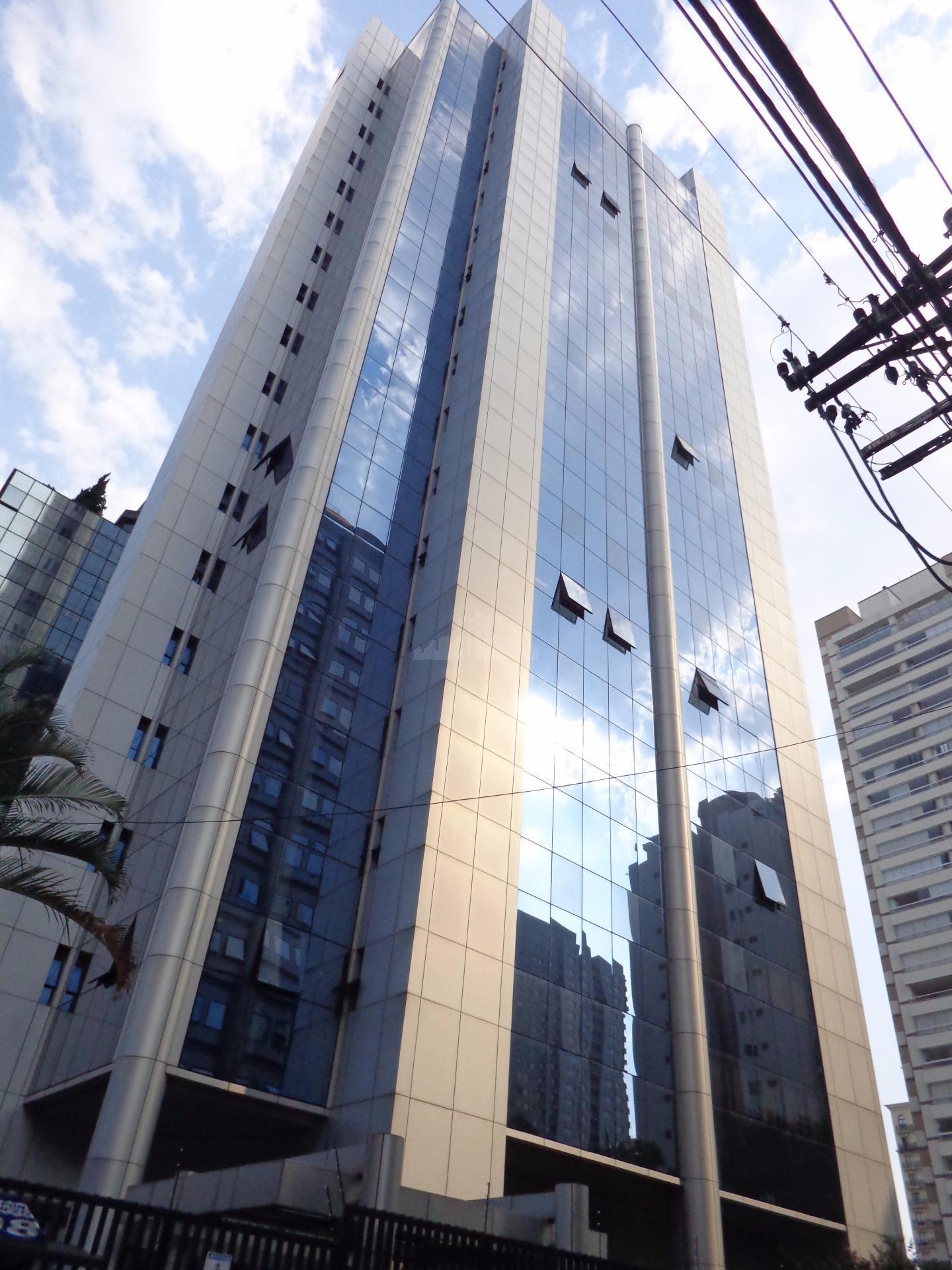 Conjunto comercial para locação, Itaim Bibi, São Paulo - CJ0950.