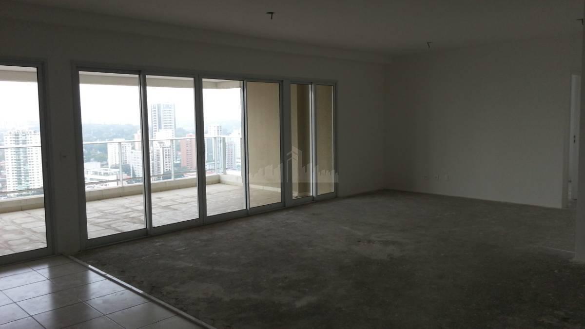 Apartamento 138m² 3 suítes 2 vagas no Brooklin