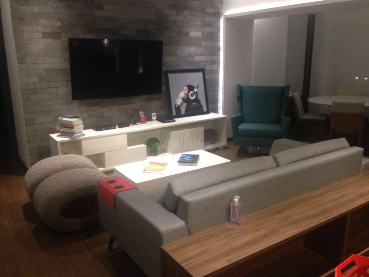 Apartamento com 89m² 2 dormitórios 1 suíte 2 vagas no Campo Belo