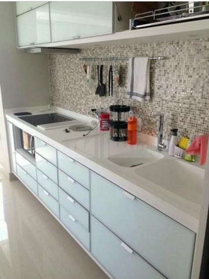 Apartamento com 1 dormitório à venda, 36 m² por R$ 519.400 - Brooklin - São Paulo/SP