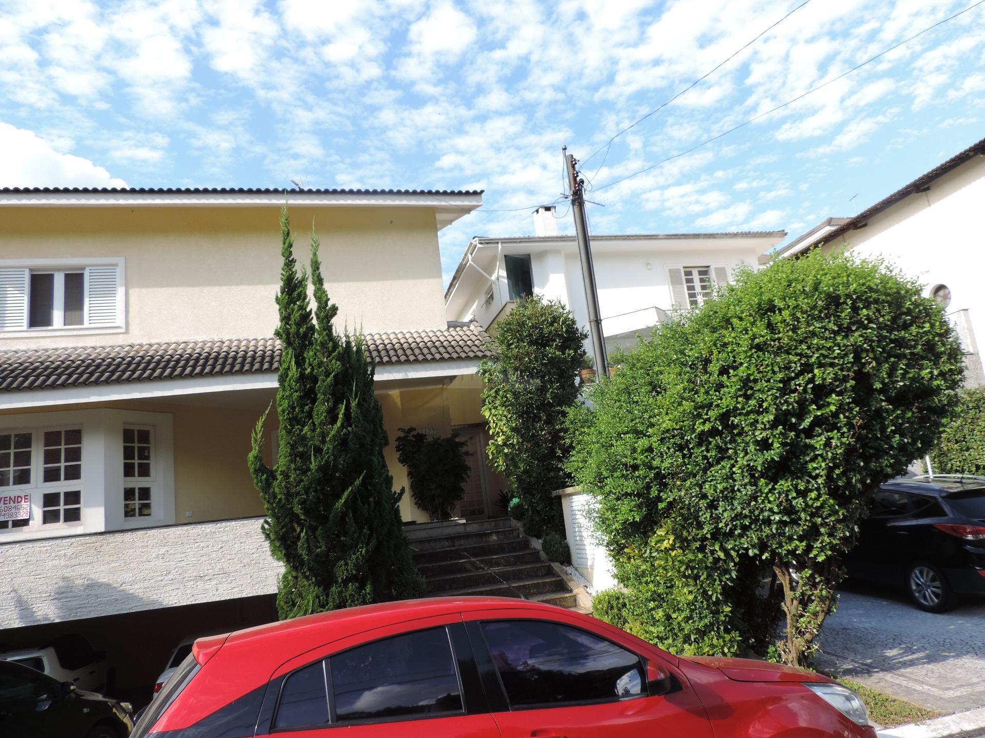 Casa residencial à venda, Residencial Quatro (Alphaville), Santana de Parnaíba - CA0252.