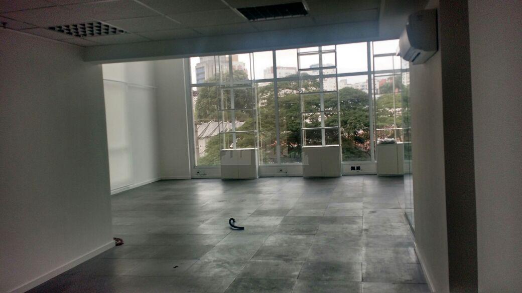 Conjunto comercial para locação, Vila Olímpia, São Paulo - CJ7058.