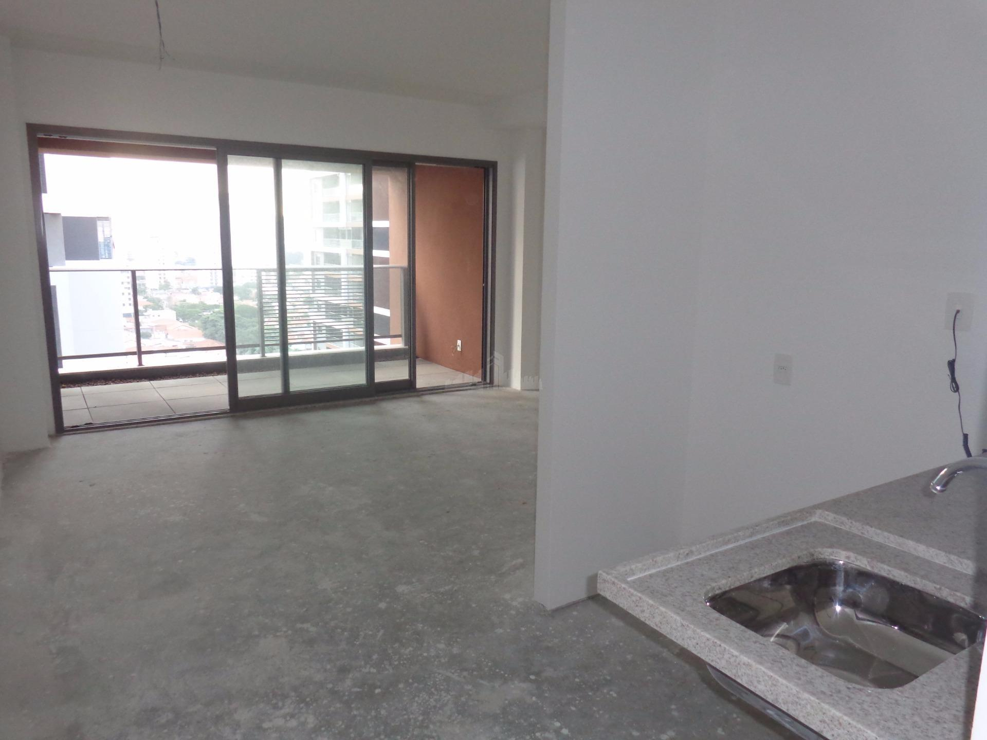 Apartamento de 43m² 1 suíte 1 vaga à venda, Brooklin, São Paulo.