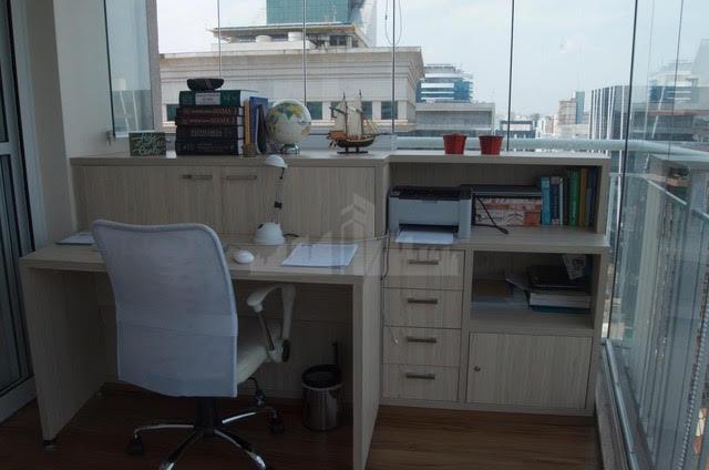 Apartamento com 80m² 2 dormitórios sendo 1 suíte 2 vagas no Itaim