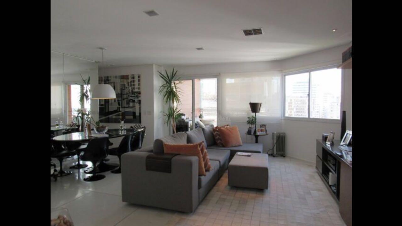 Apartamento de 130 m² , 2 Suítes , 2 vagas de garagem