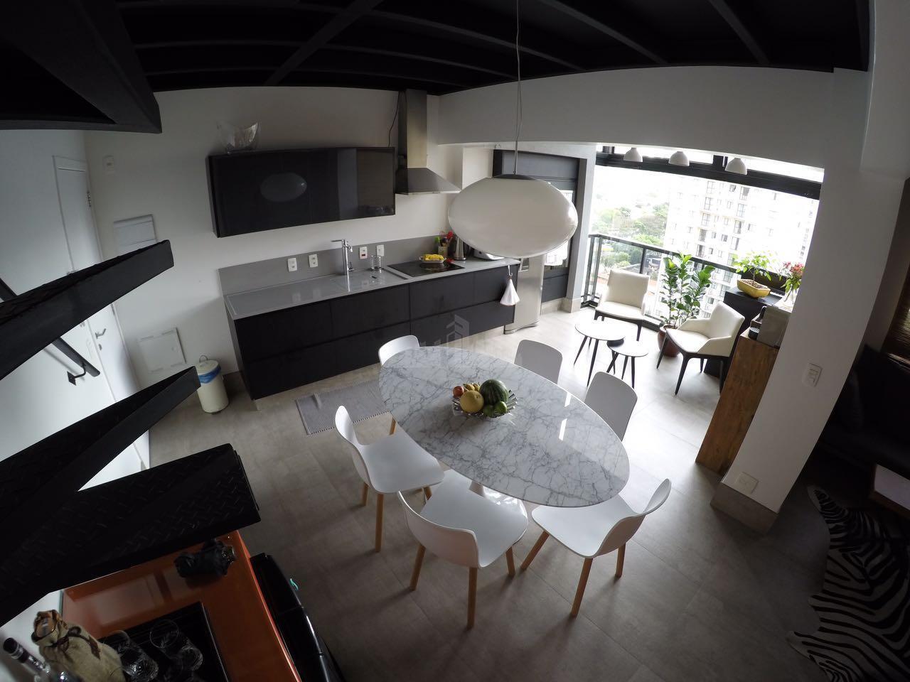Loft de 69 m² , decorado com 1 vaga de garagem