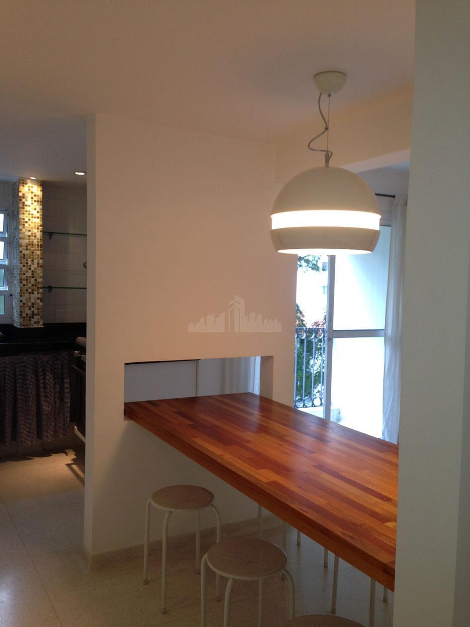 Apartamento com 58m² 2 dormitórios 1 vaga no Brooklin