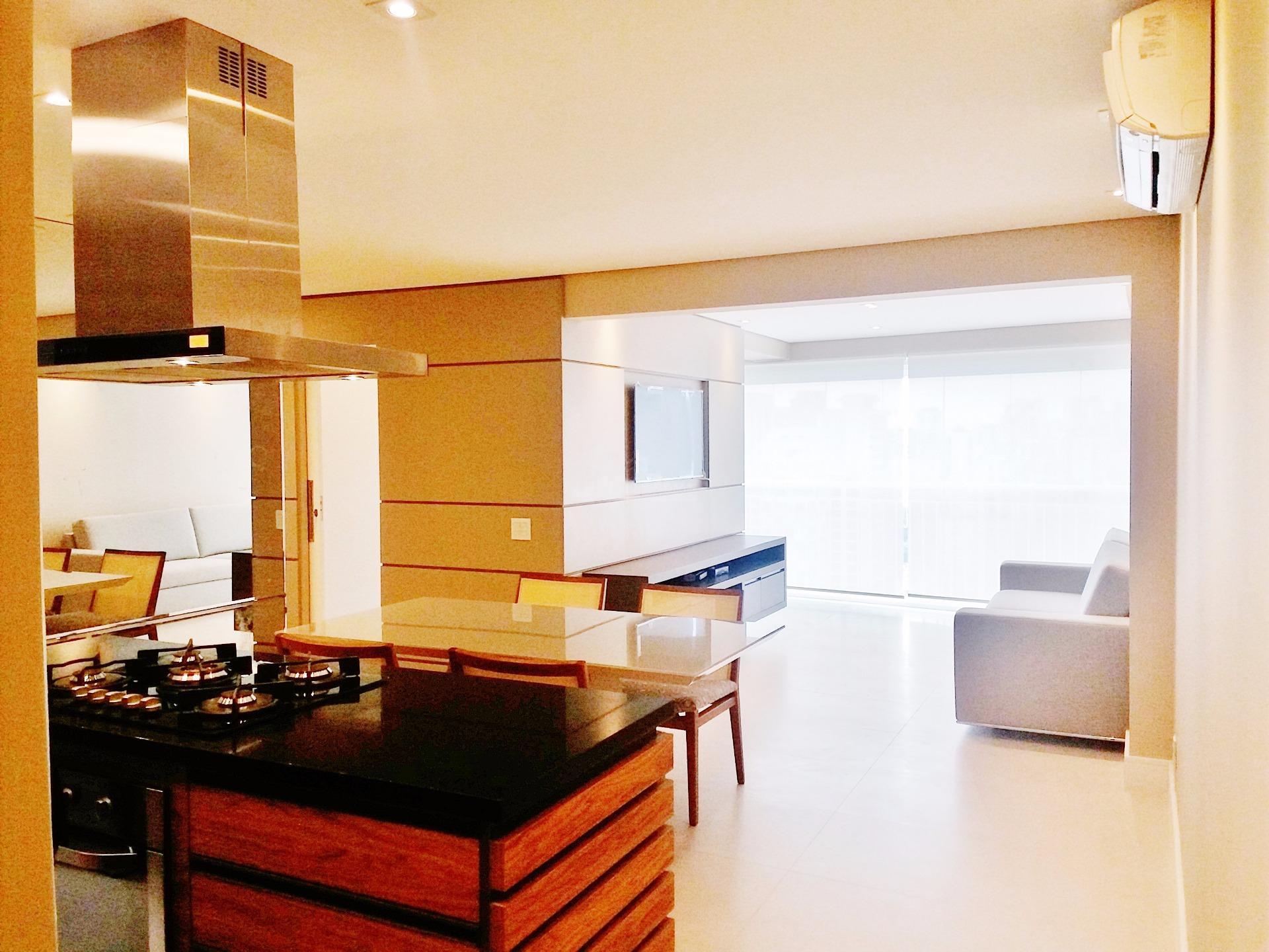 Apartamento residencial para locação, Vila Nova Conceição, São Paulo - AP0437.