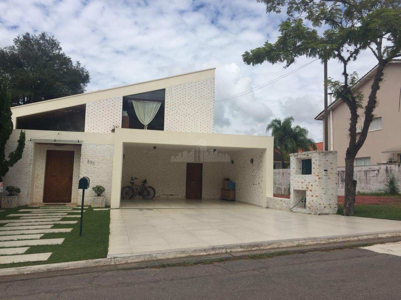 Casa residencial à venda, Centro de Apoio II (Alphaville), Santana de Parnaíba.