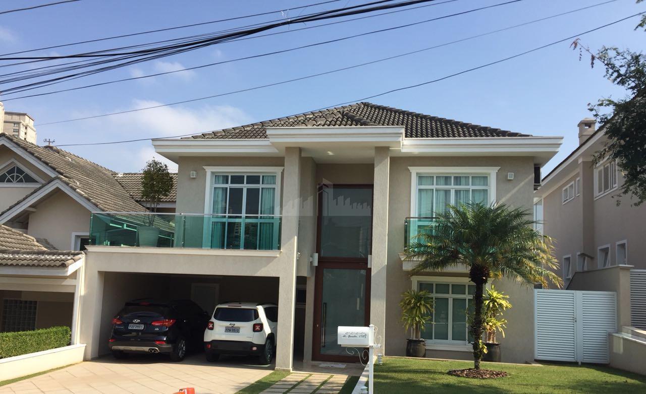 Casa residencial à venda, Residencial Dezoito do Forte (Alphaville), Santana de Parnaíba.