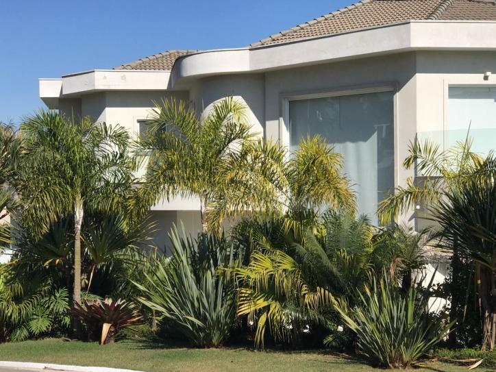 Casa residencial para locação, Tamboré, Barueri.
