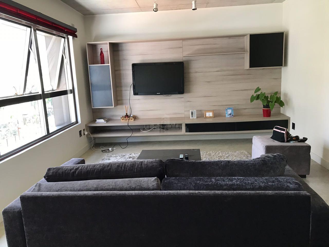 Apartamento Mobiliado de 70 m² com 1 dormitório  e 2 vagas.