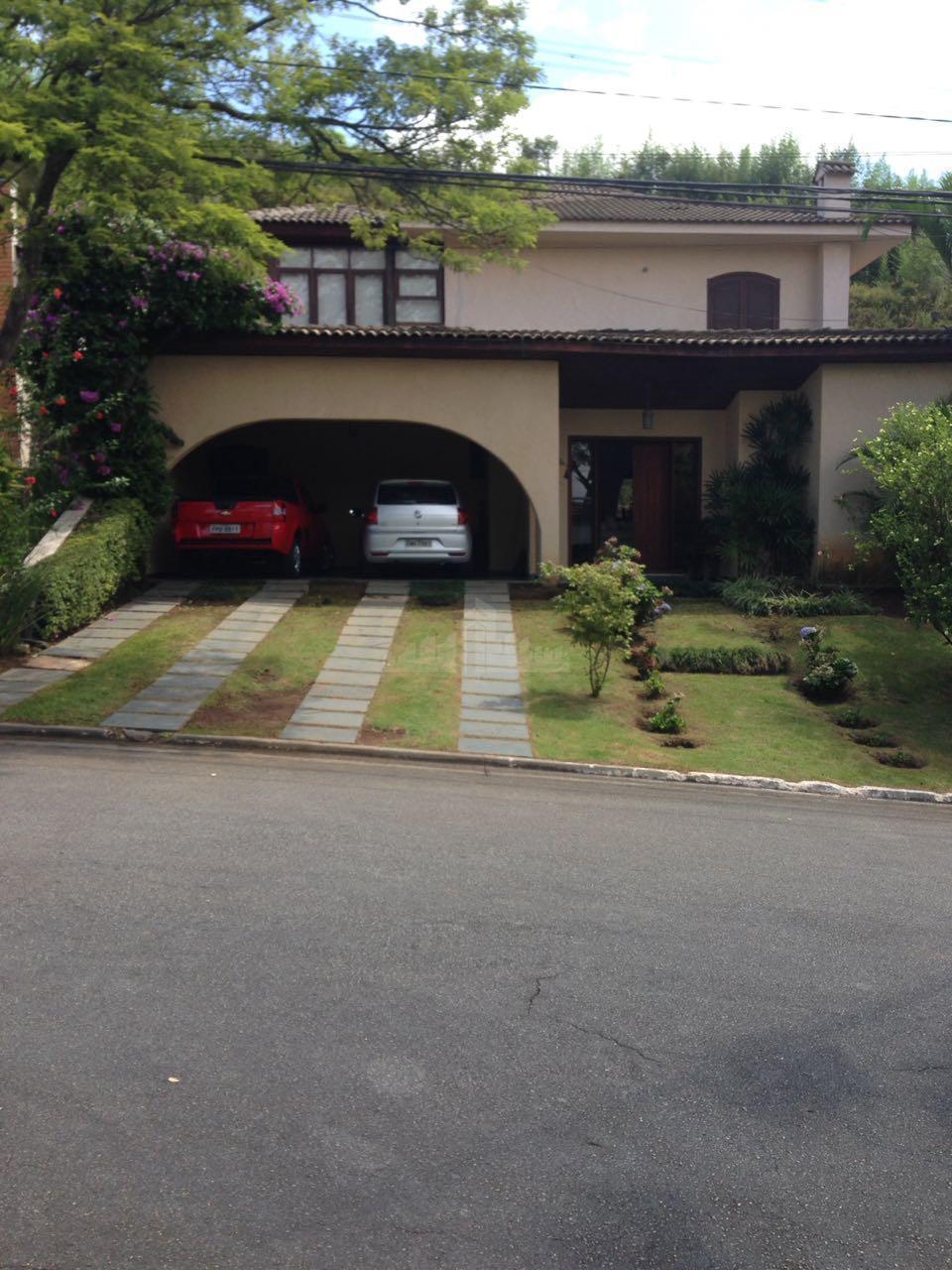 Casa residencial à venda, Centro de Apoio I (Alphaville), Santana de Parnaíba.