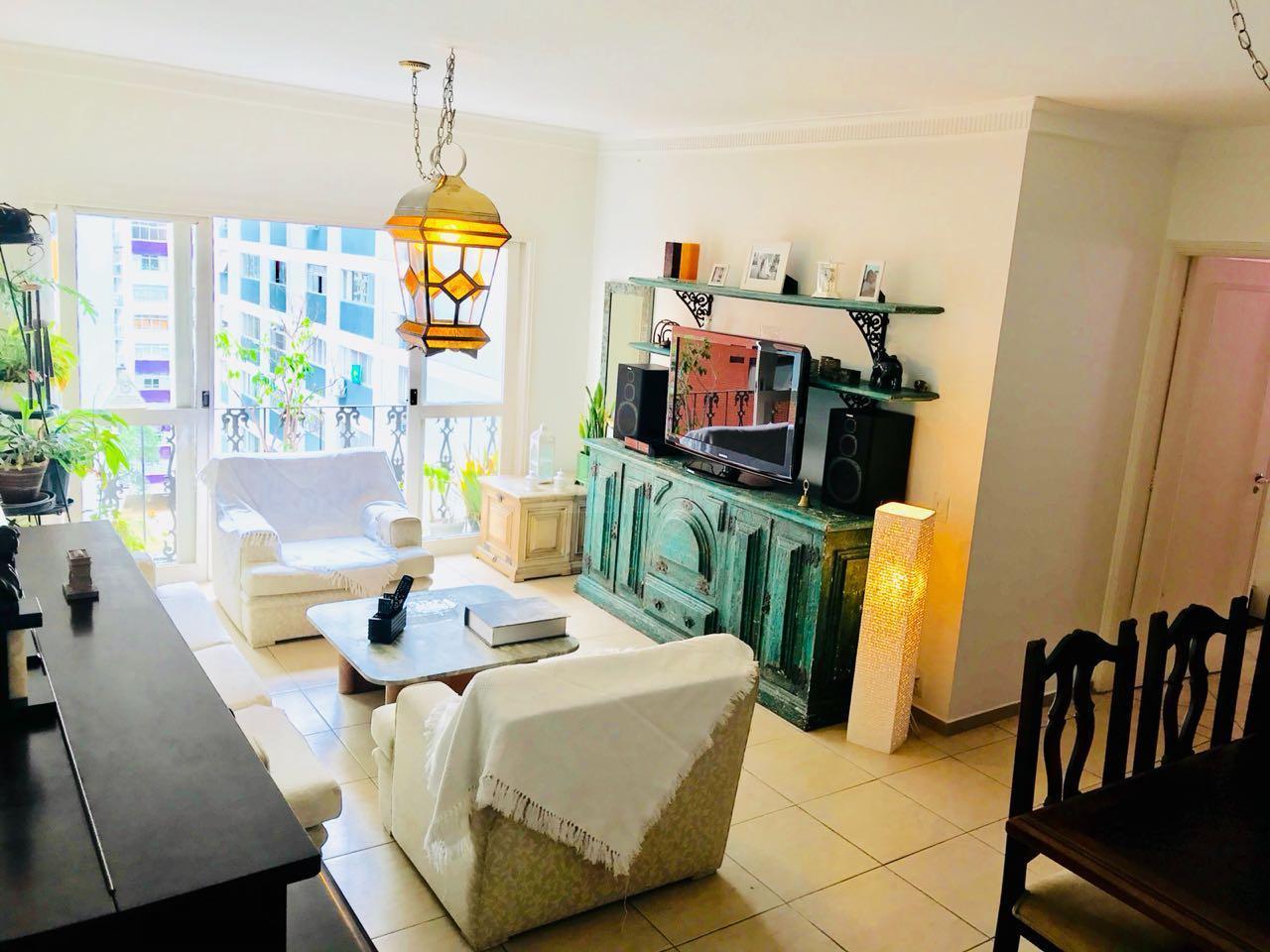 Apartamento a venda no Itaim Bibi de 3 dormitórios , 1 vaga de garagem