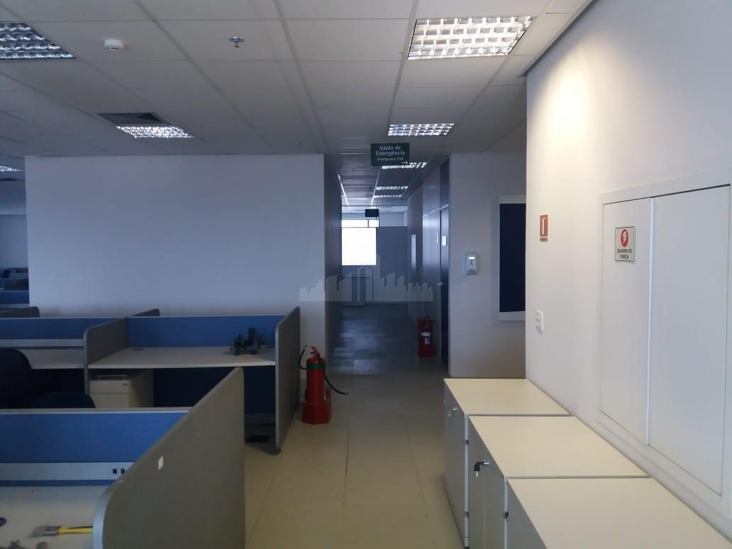 Conjunto comercial para locação, Alphaville Industrial, Barueri.