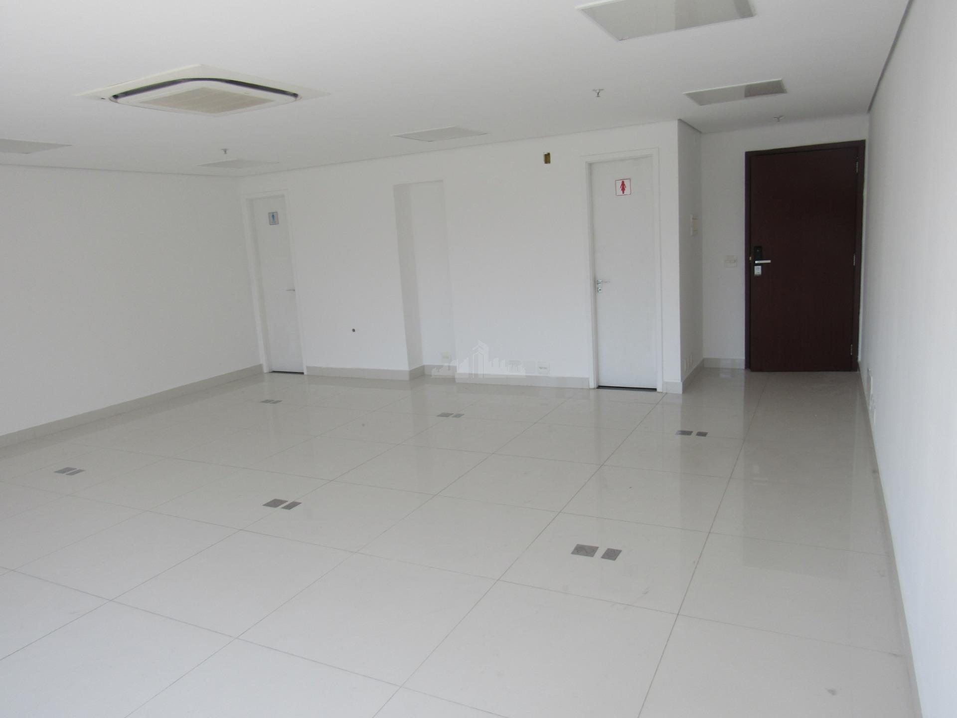 maravilhosa sala com 57 m² banheiro masculino e feminino. entre os diferenciais do projeto estão o...