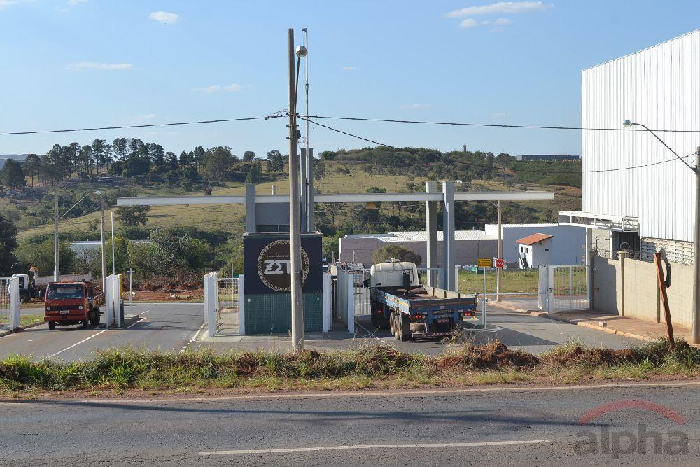 Terreno industrial à venda, Loteamento Industrial Veccon Zeta, Sumaré.