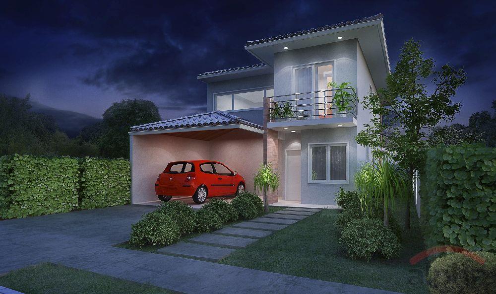 Casa residencial à venda, Condomínio Jardim de Mônaco, Hortolândia.