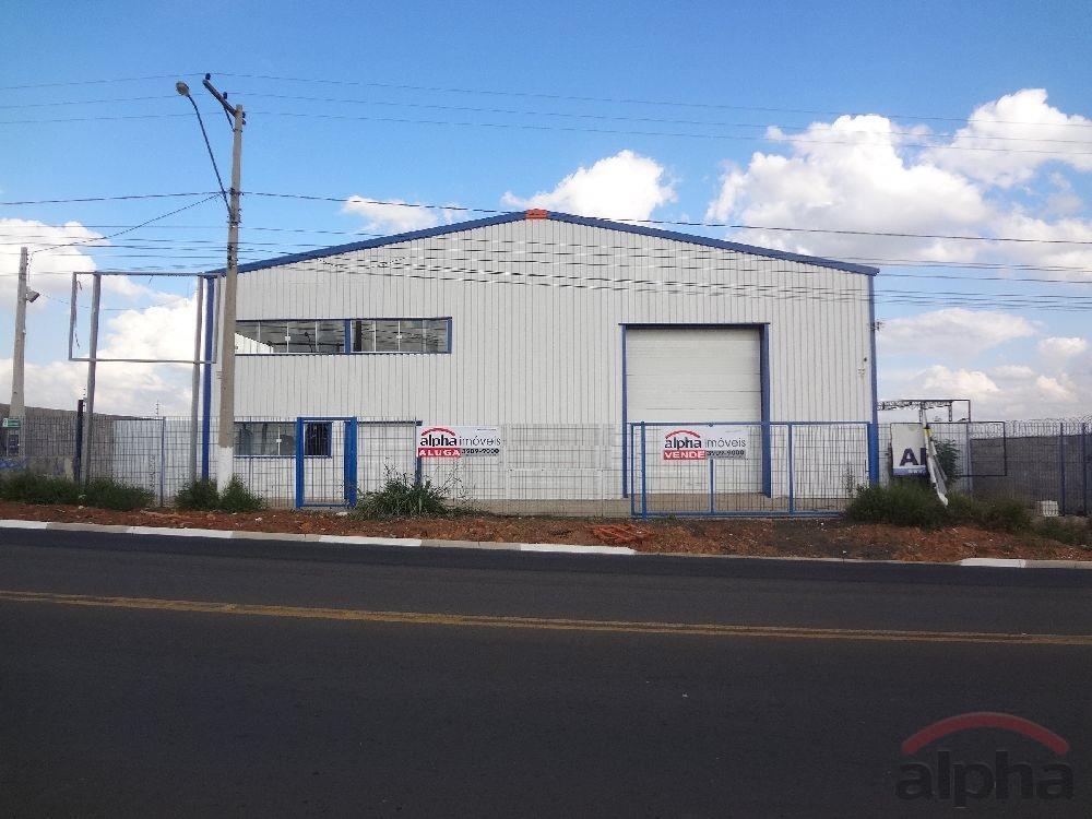 Galpão industrial para venda e locação, Jardim Nova Europa, Hortolândia.
