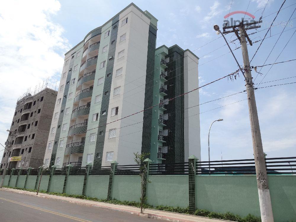 Apartamento residencial para locação, Jardim Villagio Ghiraldelli, Hortolândia - AP1207.