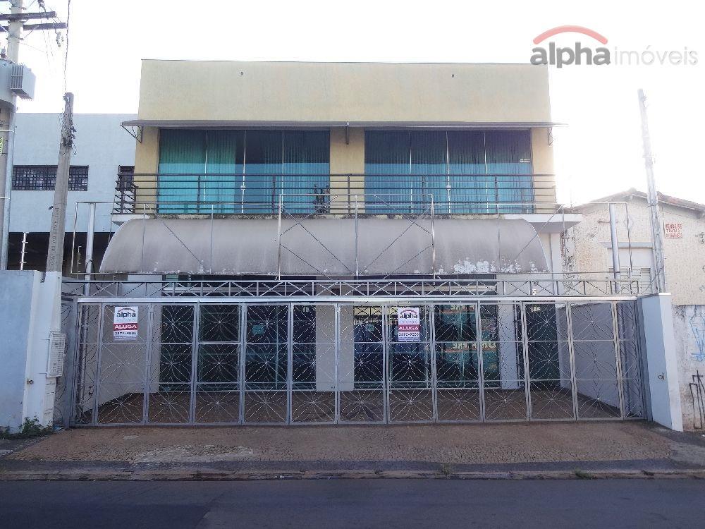 Salão comercial para locação, Centro, Sumaré.